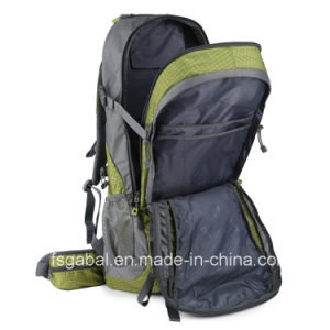 80L Fanny Camping Rucksack Hiking Gear Luggage Travel Backpacks pictures & photos