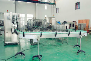 Full Automatic Shrink Sleeve Bottle Labeling Machinery 15000bph 20000bph 9000bph pictures & photos