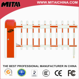 High Quality 6m Length Boom Long-Distance Automatic Barrier Gate for Parking Space Managem (MITAI-DZ002 Series) pictures & photos