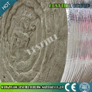 China 80kg m3 soundproof insulation fireproof insulation for Fireproof rockwool