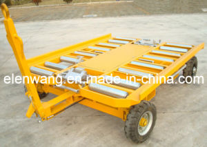 1.6t Single Way Aircraft Container Dolly (GW-AE02) pictures & photos