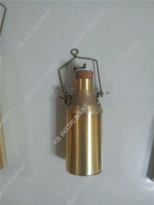 Brass Mouth Collectiong Type Sampling Bottles 1000cc pictures & photos