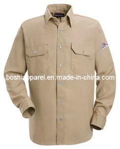 Men′s Security Uniforms, Work Clothes (LA-BS49) pictures & photos