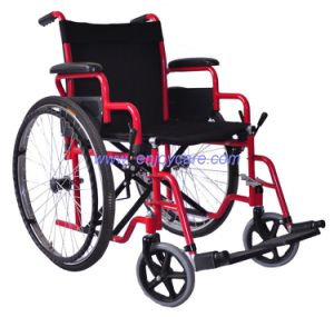 Manual Wheelchairs for Old People and Disabled ES19 pictures & photos