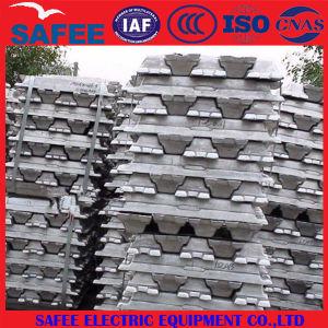 China Hot Selling Pure Zinc Ingots 99.99% 99.999% High Pure Metal Alloy Ingots - China Zinc, Pure Zinc Ingots 99.99% pictures & photos