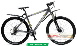 29′′mountain Bicycle with 24 Speed (MK14MT-29258) pictures & photos