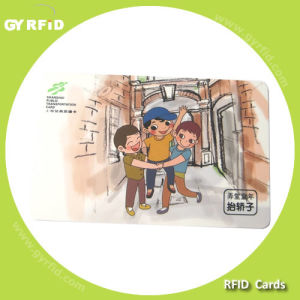 ISO16000 Smartcard ID Card Maker for RFID Attendance System (GYRFID) pictures & photos