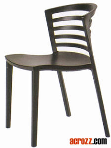 Banquet Furniture Plastic Stacking Dining Venezia Chair pictures & photos