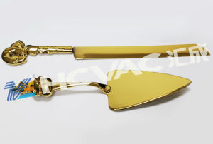 Stainless Steel Utensil, Cookware, Spoons, Cutlery PVD Titanium Coating Machine pictures & photos