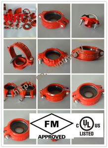 FM/UL Approved Grooved Coupling and Fittings for Fire Fightings