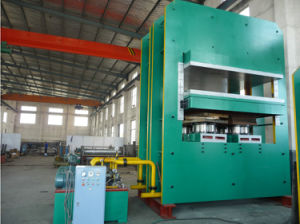 Frame Type Rubber Vulcanizing Machine pictures & photos