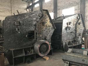 Welding Jaw Crusher pictures & photos