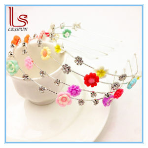 Wholesale Daisy Flowers Alloy Hair Accessories pictures & photos