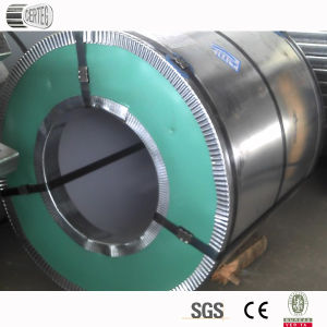 Galvanized or Zinc-Coated Steel Coil for Pipe