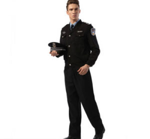 Custom Factory High Quality Men′s Clothes Security Guard Uniform Jacket pictures & photos