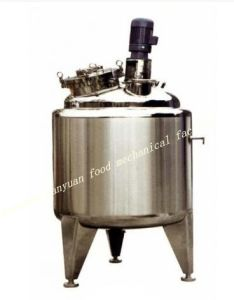 1000L Yoghurt Beverage Fermentation Tank pictures & photos
