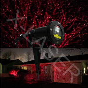 Outdoor Red Garden Laser Light /Landscape Light pictures & photos