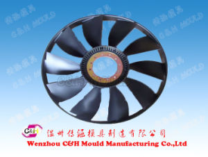 Plastic Cooling Impeller for Electronic Fans