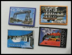 Iron Metal Country Souvenir Customized Colorful Fridge Magnet in Low MOQ pictures & photos