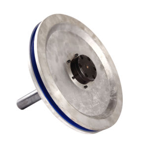 Aluminum running wheels for wire saw pictures & photos
