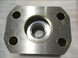 600MPa Water Jet Intensifier Spare Parts High Pressure Cylinder End Cap pictures & photos