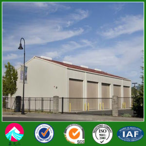 Steel Structural Warehouse - Hangar Buildings pictures & photos