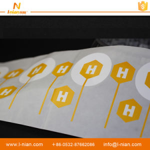 Waterproof Self-Adhesive Stickers Honey Bottle Packaging Labels pictures & photos