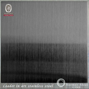 Black Color Hairline Finish Stainless Steel Plate Price Per Kg pictures & photos