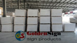 White PVC Foam Board High Quality PVC Foam Sheet, Rigid PVC Foam Sheet, Lead Free PVC Sheet pictures & photos