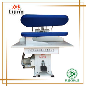 CE Approvered Laundry Steam Press (WJTB-125) pictures & photos