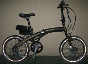 Lithium Battery Mini Folding E Bikes (CB-16F05) pictures & photos