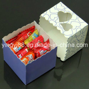 DIY Square Wedding Birthday Favor Candy Gift Boxes New pictures & photos