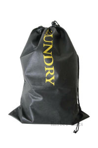 Laundry Drawstring Bag (HBNB-381) pictures & photos