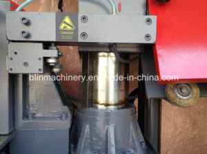 Horizontal Double Column Band Saw with Good Saw Blade pictures & photos