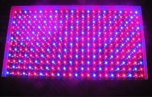UV 300W Quad Band LED Grow Panel Lights