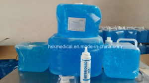 Ultrasound Gel 250ml/1000ml/5L/10L/20L pictures & photos