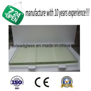 X Ray Shielding Glass Plate with CE&ISO pictures & photos