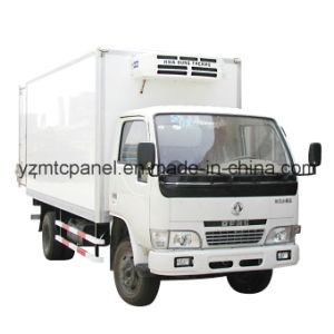 Easily Cleanable FRP CBU Freezer Truck Body pictures & photos