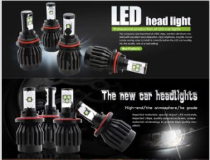 Amazing Brightness H4 H1 H7 9005 Auto Head Lamp Bulb pictures & photos