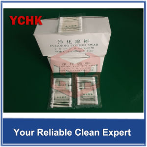 Good Quality Cotton Dental Swab Stick Medical Sterile Gauze Swab pictures & photos