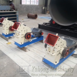 2016yuhong Good Price Glass Bottle Crushing Hammer Mill pictures & photos