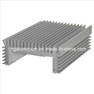 Aluminium Heat Sink pictures & photos
