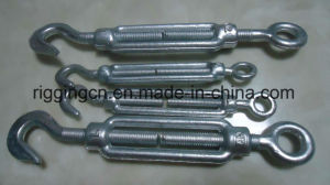 Carsteel Hot Die Forged DIN 1480 Turnbuckle pictures & photos