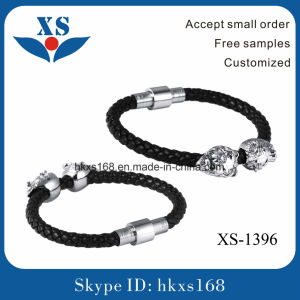 High Quality Handmade Fashion Jewelry (Leather & stainless steel)
