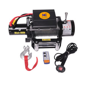 Car Winch 8000LBS with CE (SC8.0) pictures & photos