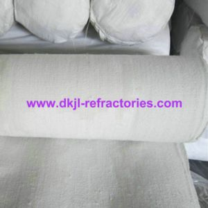 Heat Insulation Fireproof Ceramic Fiber Cloth for Furnaces pictures & photos