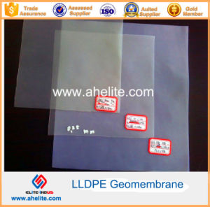 LDPE LLDPE PVC HDPE Geomembrane for Lake Liners pictures & photos