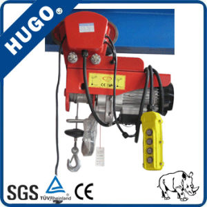 Hugo Brand Small Electric Hoist, Lifting Machine pictures & photos