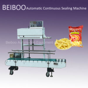 Automatic Stand Pouch Bag Continuous Sealing Machine (RS-1370ALM) pictures & photos
