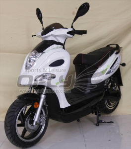 EEC EPA 50CC Motorcycle (YY50QT-21D(2T)) pictures & photos